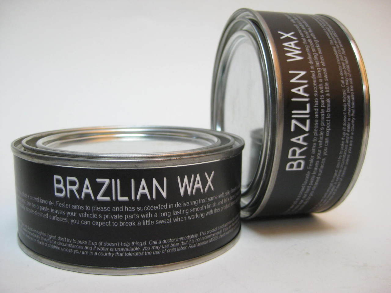 uses of brailian wax