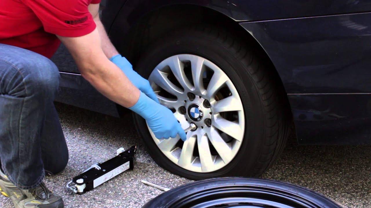 Change-Flat-Tire-Service