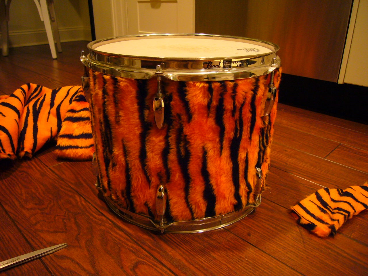 drum wrapping service