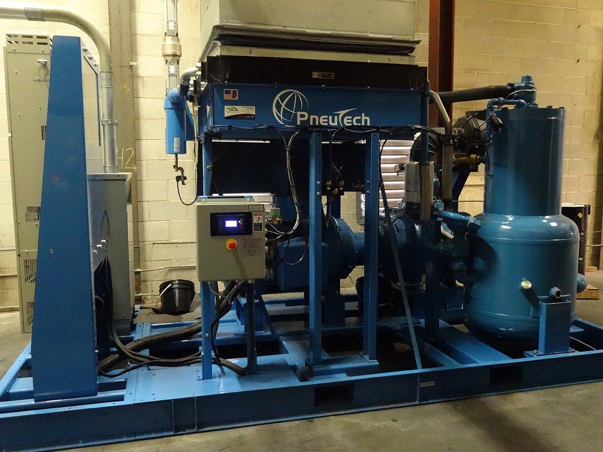 industrial air compressor manufacturers