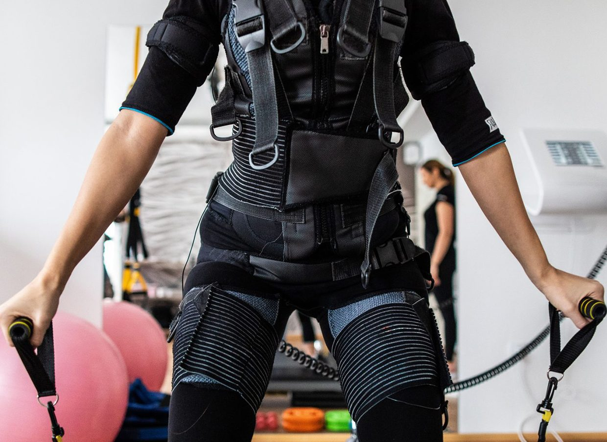 muscle stimulator for back pain